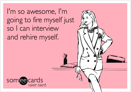 I'm so awesome, I'm