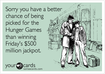 Sorry you have a better