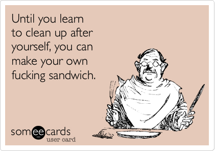 Until you learn