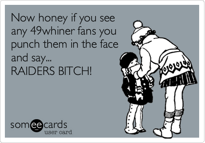 Now honey if you see