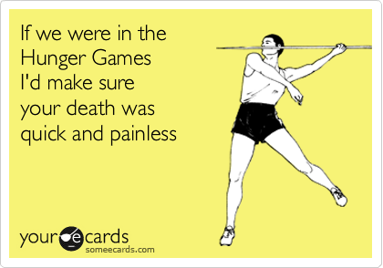 If we were in the
