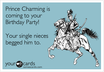 Prince Charming is