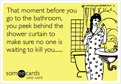 That moment before you