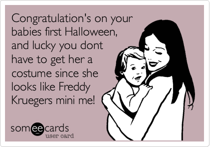 Congratulation's on your