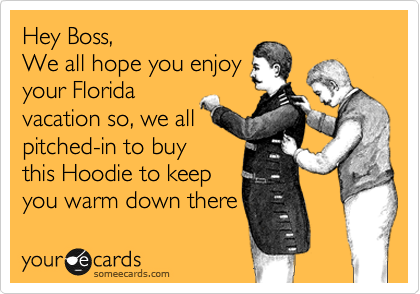 Hey Boss,