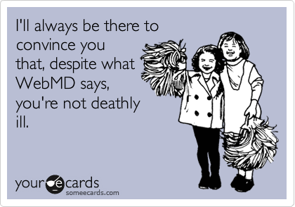 I'll always be there to