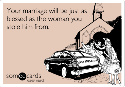 Your marriage will be just as