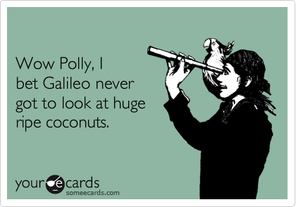 Wow Polly, I