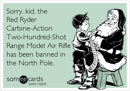 Sorry, kid, the
