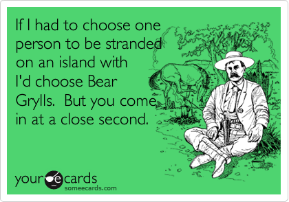 If I had to choose one