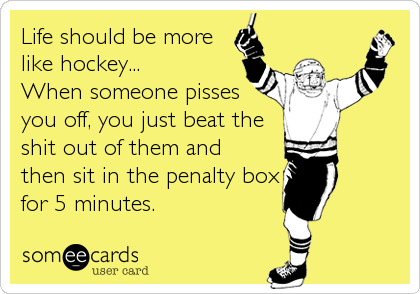 Life should be more