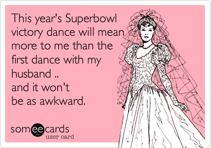 This year's Superbowl