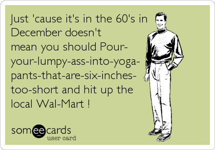 Just 'cause it's in the 60's in