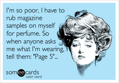 I'm so poor%2C I have to