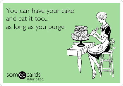 You can have your cake