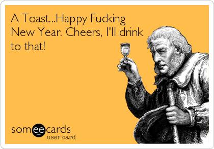 New Year Fucking 5