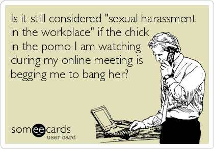 Meme sexual harassment