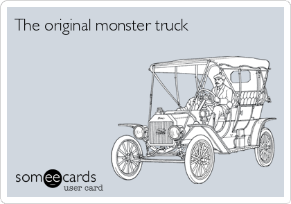 The original monster truck