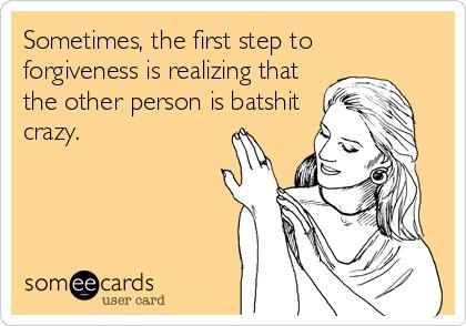 Forgiveness ecards