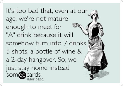 ecards drinking wine - photo #19