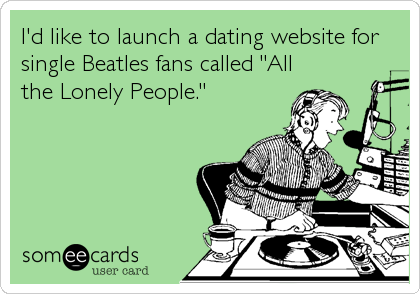 Beatles dating site