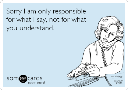 Sorry I am only responsible
