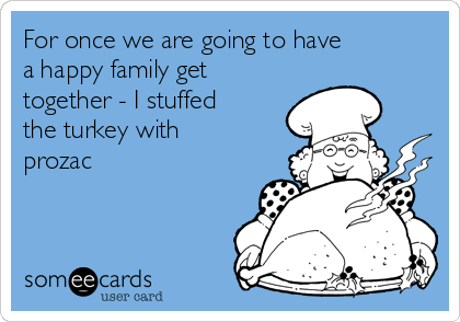 For once we are going to have