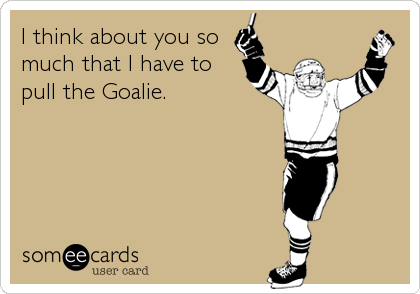 I think about you so
