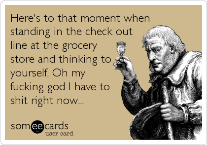 Here's to that moment when 