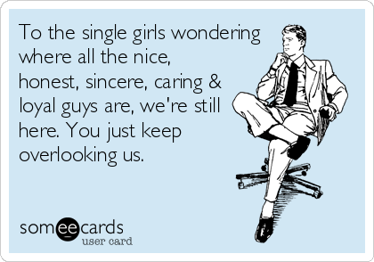 Where to find single guys