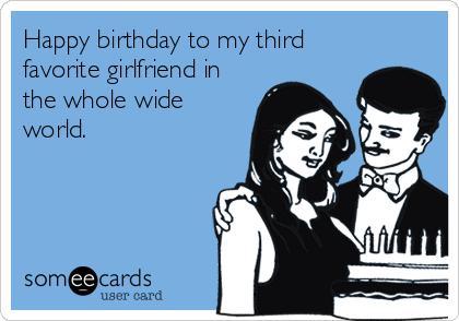 Funny birthday card for girlfriend lektonfo funny birthday card for girlfriend bookmarktalkfo Images