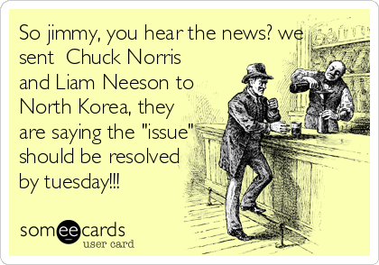 So jimmy, you hear the news? we