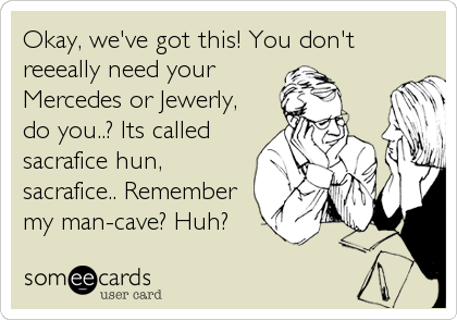 Okay, we've got this! You don't