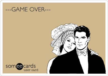 ---GAME OVER---