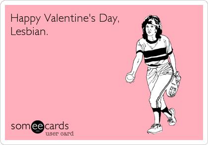 Lesbian Valentine E Cards 121