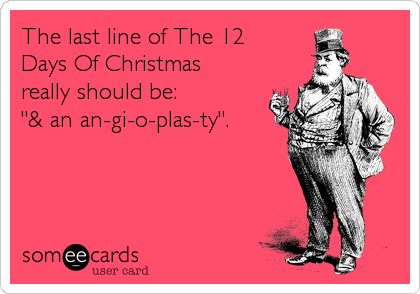 The last line of The 12