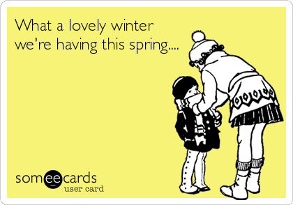 someecard spring