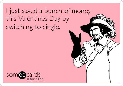 I just saved a bunch of money