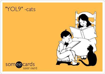 """""""YOL9"""" -cats"""