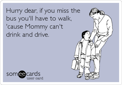 Hurry dear, if you miss the