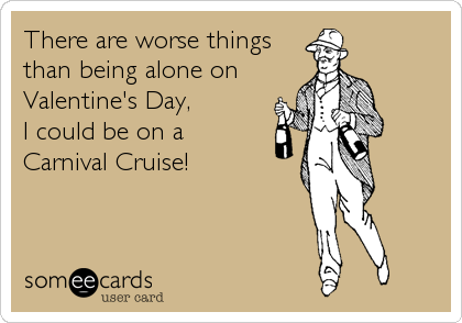 There are worse things 