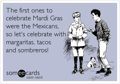 The first ones to
