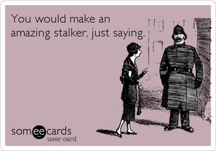You would make an 