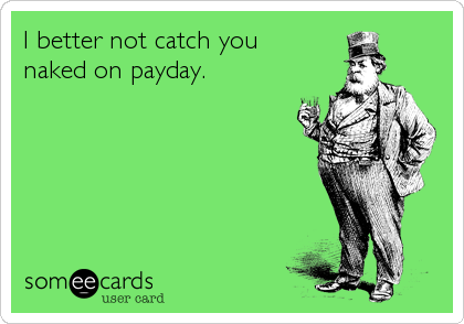 I better not catch you