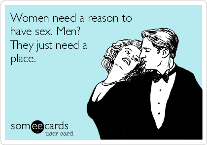 How often does a man need to have sex