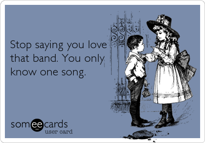 Stop saying you love
