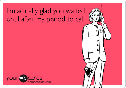 I'm actually glad you waited
