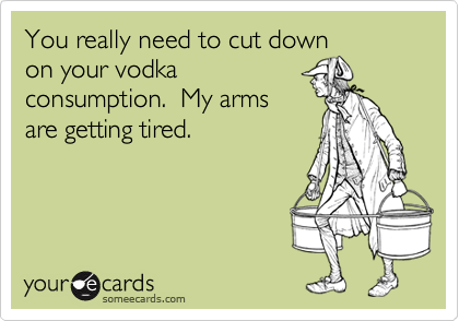 You really need to cut down