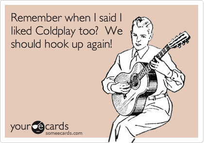 Remember when I said I