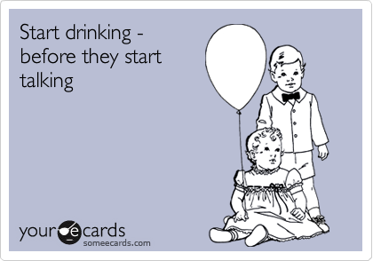 Start drinking - 